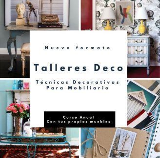 Talleres Deco by Annie Sloan